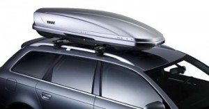 Thule Motion 800 460 Litre Silver Glossy Roof Box