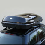 Farad F3 Black Extra Large 680 Litre Roof Box