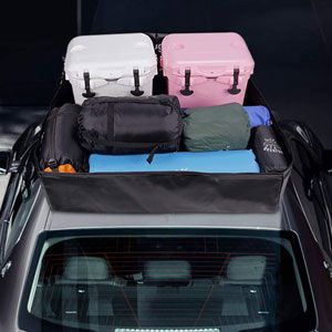 BougeRV Car Roof Box Cargo Bag