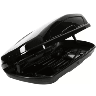 Halfords Advanced 470L Black Roof Box